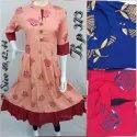 Womens Casual Wear Kurti