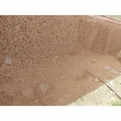 Polished Chilli Red Granite Slab, Thickness: 18 mm