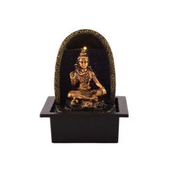 Lord Shiva - Tabletop Fountain