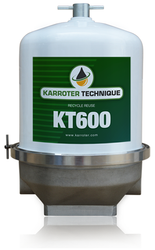 KT 600 Centrifugal Oil Filter