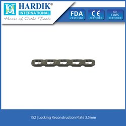 Locking Reconstruction Plate 4.5mm/5.0mm