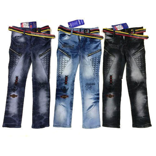 44fa8810d G-Ten Denim Kids Boys Faded Trendy Jeans, Rs 280 /piece, Geetanjali ...