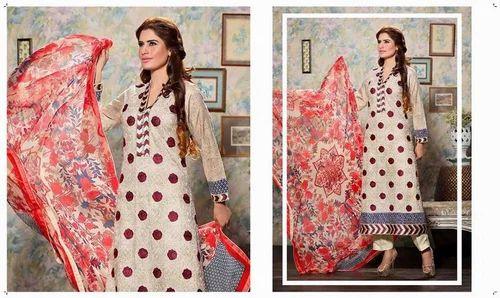 de8f5811c5 Cotton Embroidery Suits( Tawakkal) at Rs 695 /piece | Printed Salwar ...