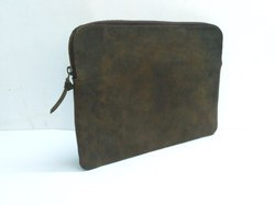 Vintage Small Leather Case for Tab