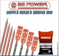 SG217 RCB Copper Bonded Ground Rod