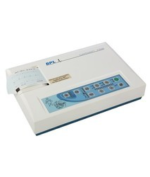 3 Channel 12 Lead BPL ECG Machine
