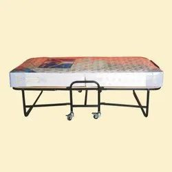 Folding Rollaway cot with matters
