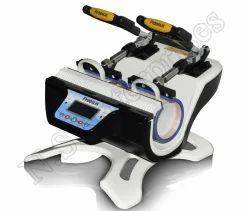 Automatic Two Mug Press Machine ST210