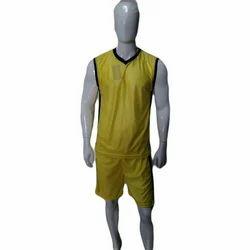 Plain Basketball Jersey Set