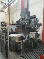 Webster Bennett Vertical Turret Lathe