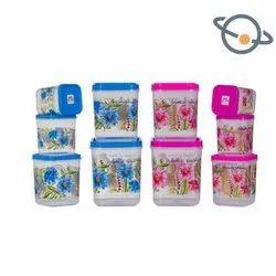 Bio Safe Food Container Set