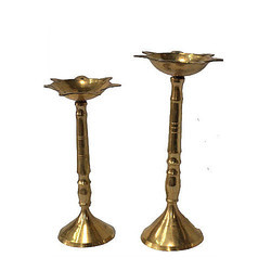 Standing Brass Aarti (Samai)
