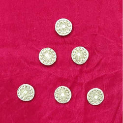 Muskans Embroidery Button