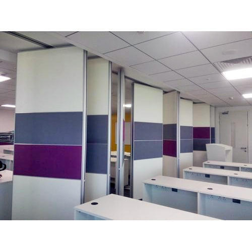 office wall panel. PVC Office Sliding Folding Wall Panel