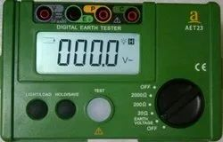 Earth Tester & Distortion Meter