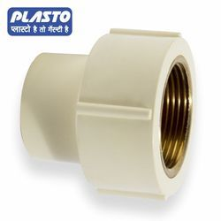 Plasto CPVC Brass FTA