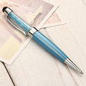 Plastic Crystal Pen With USB
