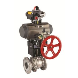 Wearproof Cut Off Ball Valve
