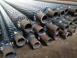 MILD STEEL Water HEAT EXCHANGER, Finned Tube And Coils, for Boiler, Packaging Type: CRATE