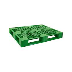 Aristo Green Plastic Pallet