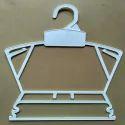 Plastic Frock Hanger