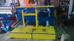 High Speed Doctoring Rewinding Machine