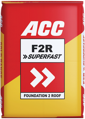 ACC F2R Superfast Cement, Cement And Concrete | Mehta Traders in