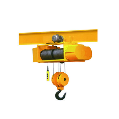 Industrial Wire Rope Hoist at Rs 100000 /unit   wire hoist - Pooja ...