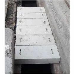Concrete Precast Trench Cover, Load Capacity: 2.5 Ton To 60 Ton