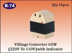 K-74 65 W Voltage Convertor