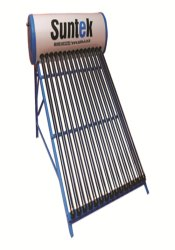 150LPD ETC Based Solar Water Heater