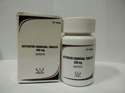 Activated Charcoal Tablets, Usage: Commercial, Clinical, Hospital
