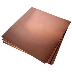 Beryllium Copper Plate