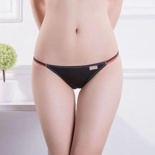 60be9bc4f11f Lady Secrets - The Lingerie Shop - Ecommerce Shop / Online Business of Enamor  Cotton Panties CR01 & Jockey Black Color Bikini Panty Ss02 from Surat