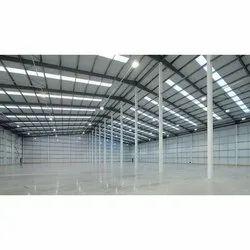 Steel Prefab PEB Factory Sheds