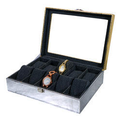 10 - Gold & Silver Watch Case