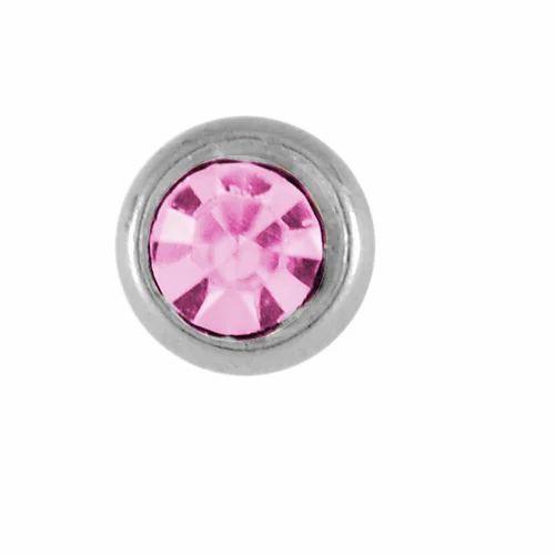 Medisept Champagne Light Rose Nose Stud At Rs 600 Piece Nose