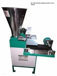Nano Model Dry Dhoopbatti Making Machine With Conveyor Belt