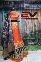 Designer Banarasi Lehenga