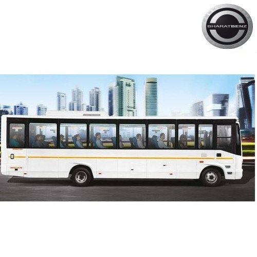 Staff And Contract BharatBenz 26 Seater 914 Staff Bus