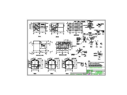 Steel Structural Drawings