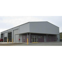 ad6f067cf52 Prefabricated Industrial Shed