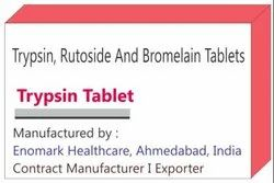 Trypsin Tablet