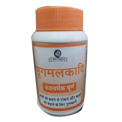 Ayurvedic Hair Growth Churna, Pack Size: 60 G, for Hair Problems