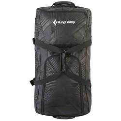 100%Polyester Kingcamp KB3301 Traveler 80L Black