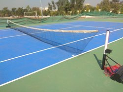 Tennis Court Construction, In Pan India