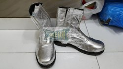 Aluminized Heat Resistance Shoes
