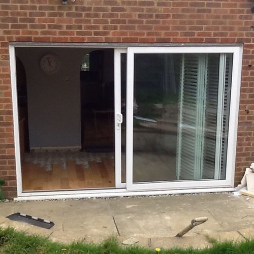 7 Ft Upvc Patio Doors At Rs 400 Square