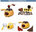 Chocolatiere Electric Chocolate Maker Melting Pot Assorted Color -1pcs