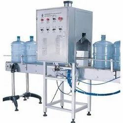 Mineral Water Packing Machine, Capacity: 370 Kg, 1.2 Kw
